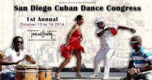 Salsa Mayor in San diego USA at Cuban dance Concert