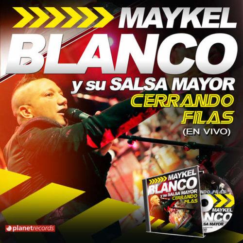 """DVD """"Cerrando filas"""" Maykel Blanco Y Su Salsa Mayor"""