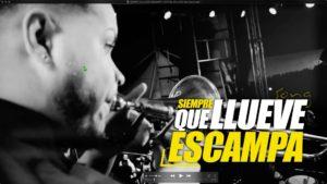SIEMPRE QUE LLUEVE ESCAMPA – FESTIVAL DE LA SALSA EN CUBA 2017
