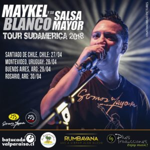 TOUR SUDAMERICA 2018