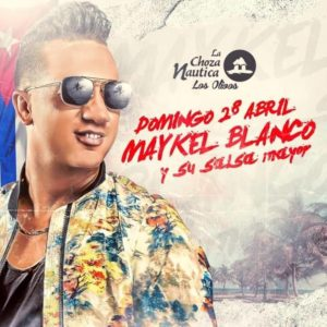 MAYKEL BLANCO EN PERÚ – ABRIL 2019