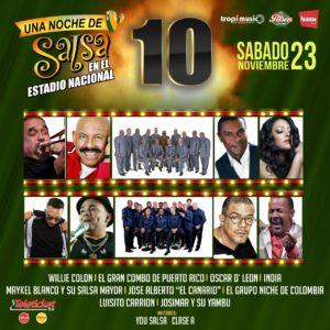 Concierto en Lima Perù – Estadio Nacional 23/11/2019
