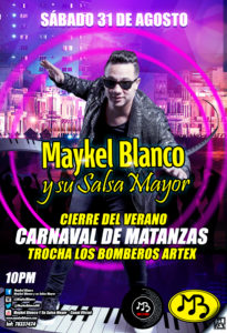 CONCERT END OF SUMMER : CARNAVAL OF MATANZAS
