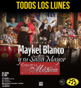 Concert Miramar every Monday